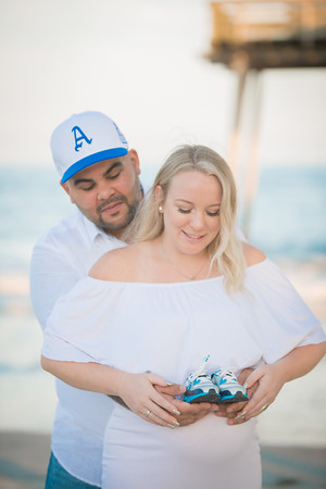 Maternity session beach 2019