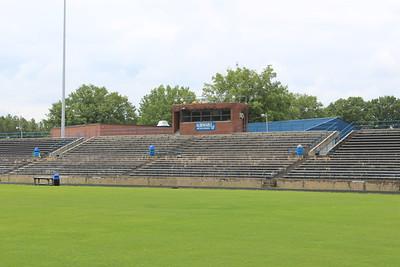 Albemarle - Bulldog Stadium