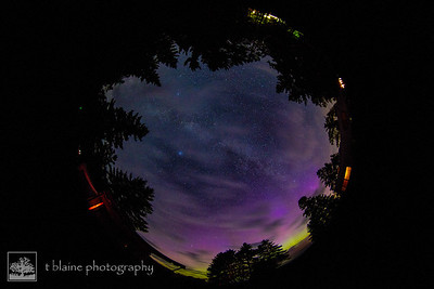 2015_07_12 - Wilderness State Park - Time-lapse - Fisheye