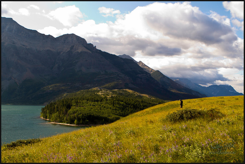 Maple Expedition Bike Tour, Day 4 - Waterton Lakes