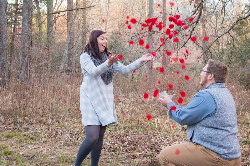 Getting Engaged (sneak)
