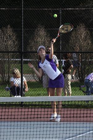 Girls Tennis vs Spotswood , Sept. 27, 2011