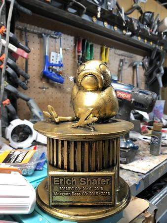 Porgie award