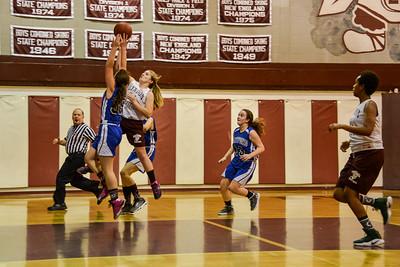 JV-B Girls Basketball