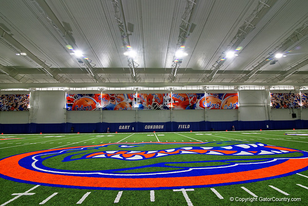 Gallery - Florida Gators Indoor Practice Facility Tour  9-7-2015