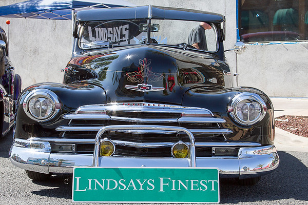 Lindsay Chamber of Commerce Car Show - 2019