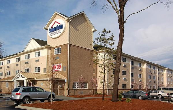 Choice Hotels Exteriors