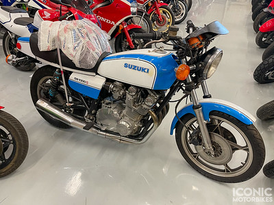 Suzuki GS1000S (SA) on IMA