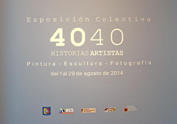 """Exhibit """"40/40"""""""