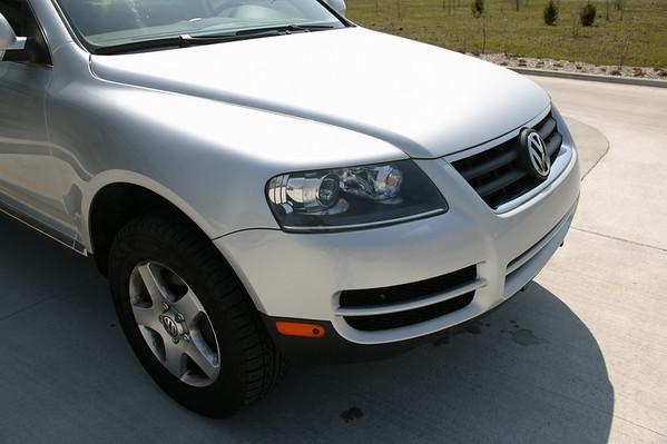 07 VW Touareg