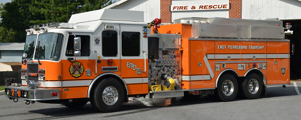 Northeast Fire Rescue of East Pennsboro Twp.