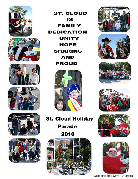 ST.CLOUD HOLIDAY PARADE AND CRAFT SHOW