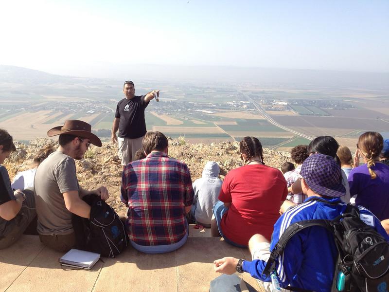Jazreel Valley