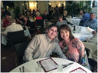Kenney & Linda Visit