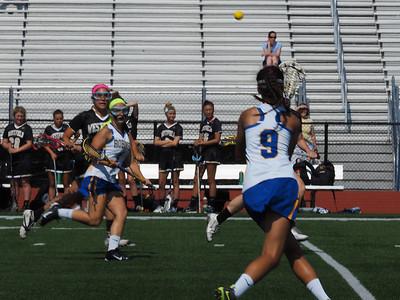 Girl Lacrosse Semi-final 5/30/15