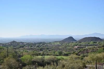 Tucson around the Starr Pass