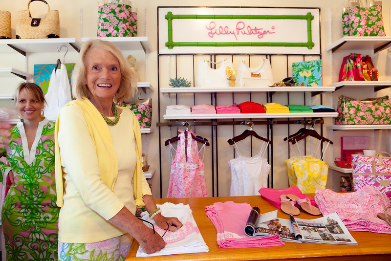 C. Orrico - Lilly Pulitzer Anniversary Party