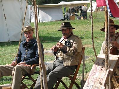 Cedar Creek reenactment 2007