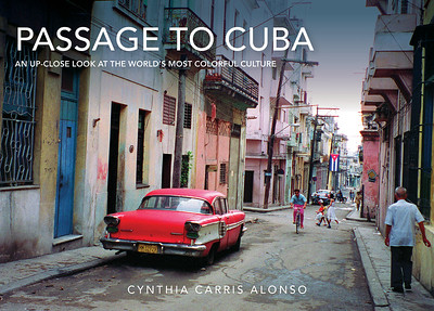 PASSAGE TO CUBA BOOK