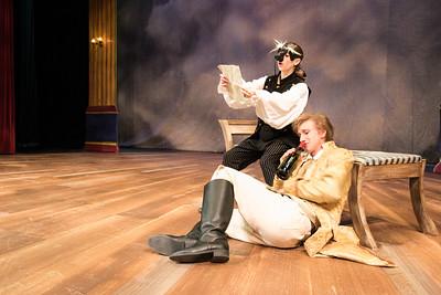 OU Theatre - The Miser