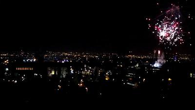 VIDEO - Paisley Fireworks 2015