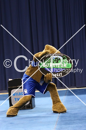 2007 Mascots Try Outs