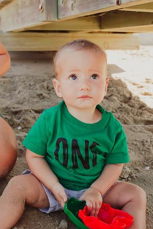 Frankie First Birthday / Balboa Island, CA