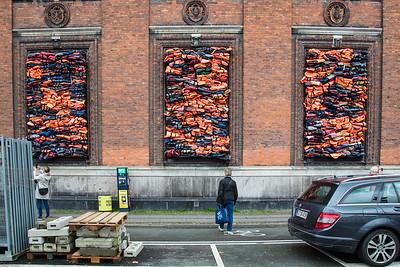 Ai Weiwei Soleil Levant 2017
