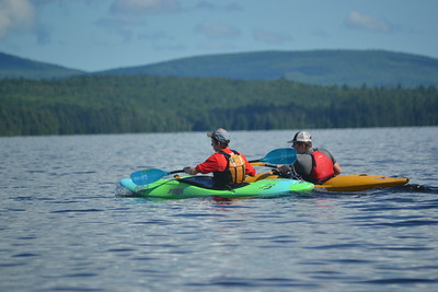 2020 Paddlers Journey Up North - Mosquitoes & Black Flies