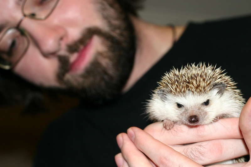 Adam Weinreich (alacrity024) takes home his first hedgie!