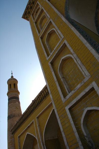 Id Kah Mosque - Kashgar, China