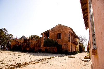 Island of Goreé