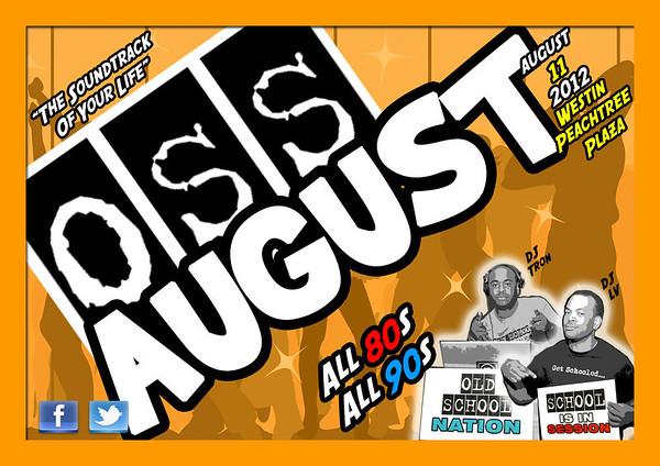 Aug-11-2012 OSS @ Westin Peachtree Plaza ::: ATL, GA, USA
