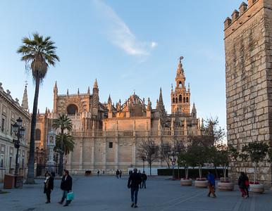 Around Town, Seville 2018