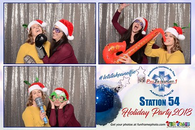 Station 54 Holiday Party