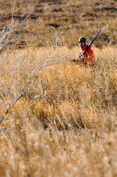 12-18-11, MN Bird Hunt
