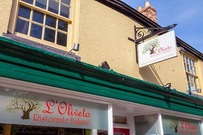 L'Oliveto Restaurant Oakham Rutland