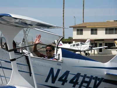 Tucson / Aerobatic Training - March 2008