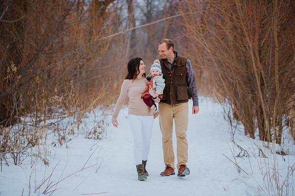 Jocelyn, Ethan + Ilse Winter