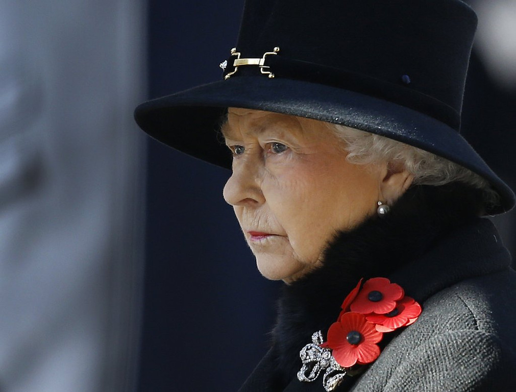 ". <p>9. QUEEN ELIZABETH <p>Down to her last million because of her selfish insistence she be treated like royalty. (unranked) <p><b><a href=\'http://www.foxnews.com/world/2014/01/28/queen-elizabeth-cash-crisis-monarch-down-to-last-million/\' target=""_blank\""> HUH?</a></b> <p>   (AP Photo/Kirsty Wigglesworth)"