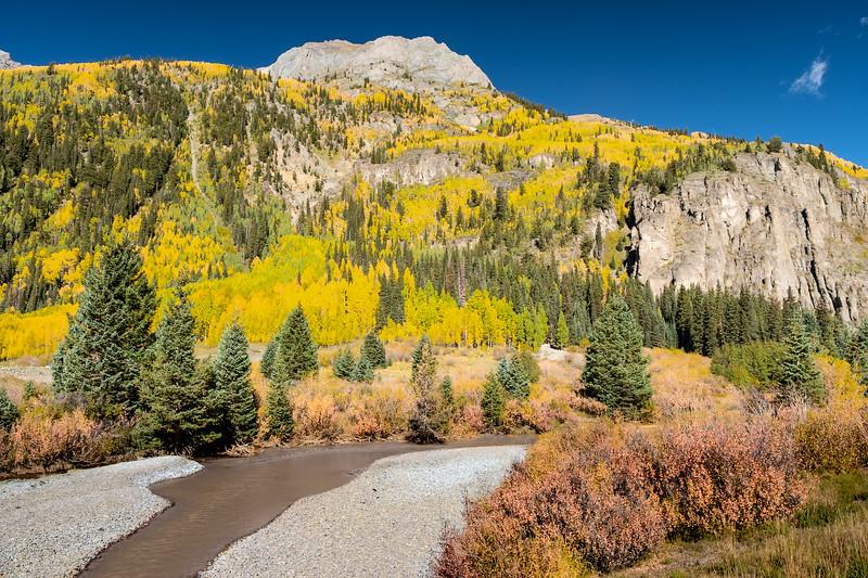 Route 550 Million Dollar Highway Colorado