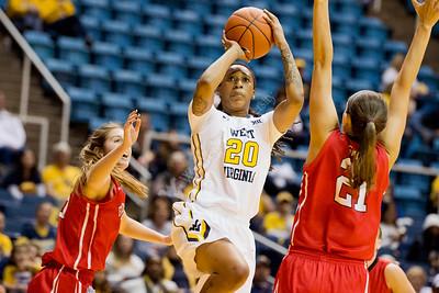 30379 Womens Basketball vs Fairfield November 2014