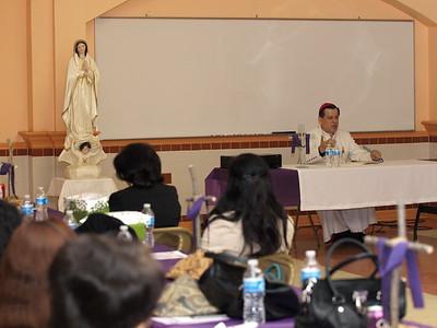 2013 Diocesan Lenten Retreat