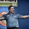 Dyson beats Dirk on the way to second round of Pro Darts Trophy