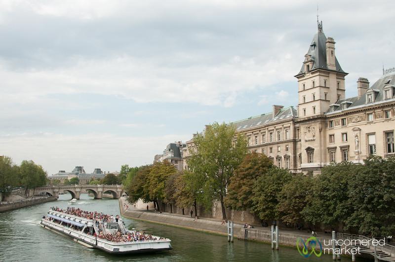 La Seine, Boat Trip - Paris