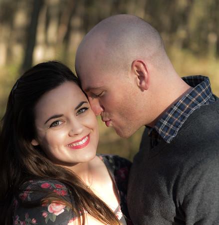 Cailie & Travis - Engagement Proofs