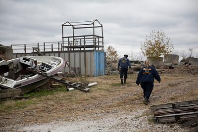 FEMA US&R K9 Training: Linthicum Site