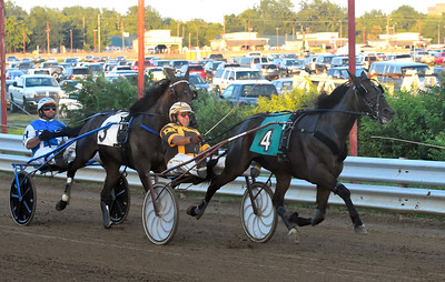 Harness Racing at Indiana State Fair