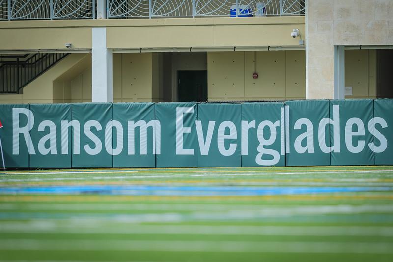 Ransom Everglades Vs. Key West. Boys Soccer. November 2018