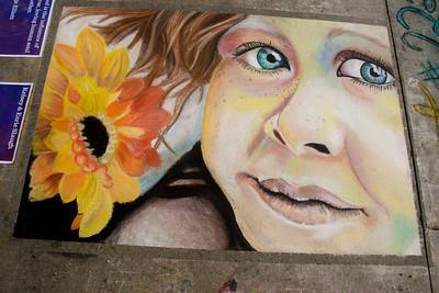 2014 Salt Lake Chalk Art Festival